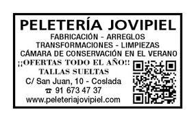Peletería Jovipiel