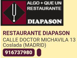 Restaurante Diapasón